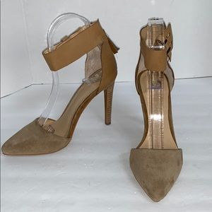 Joes Women Sz 5.5 Arnie Shoes Beige